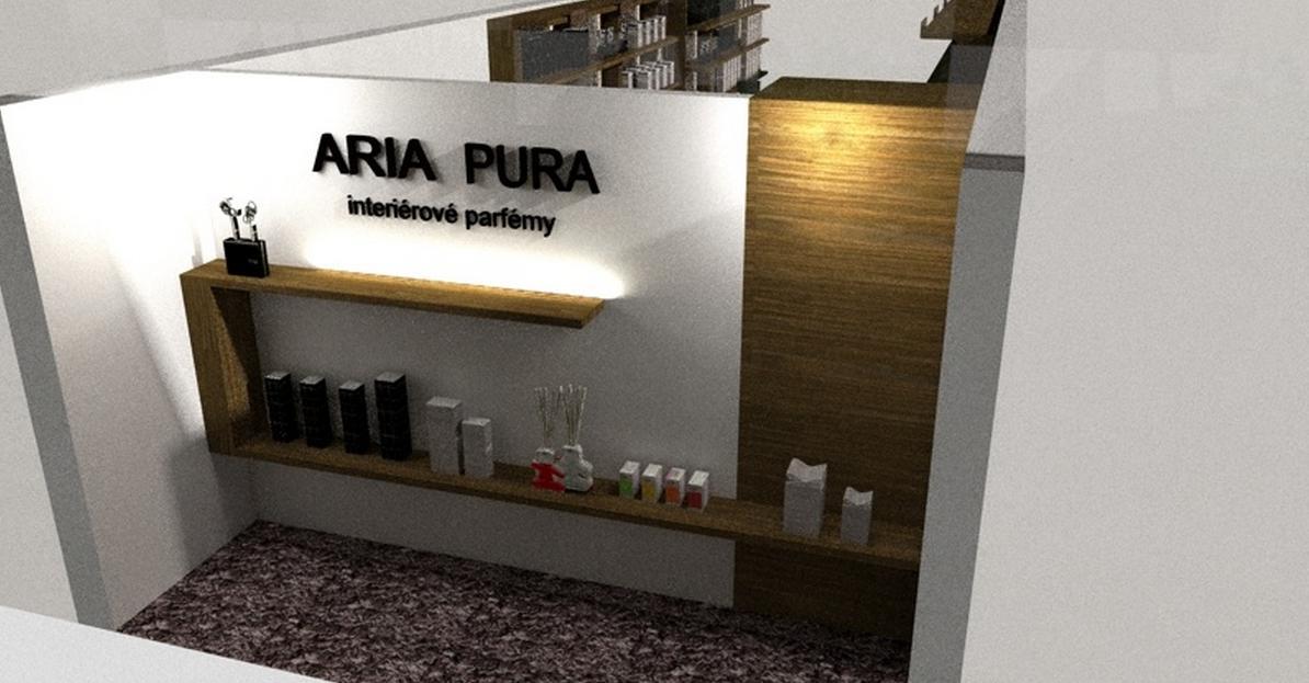 Síť prodejen Aria Pura