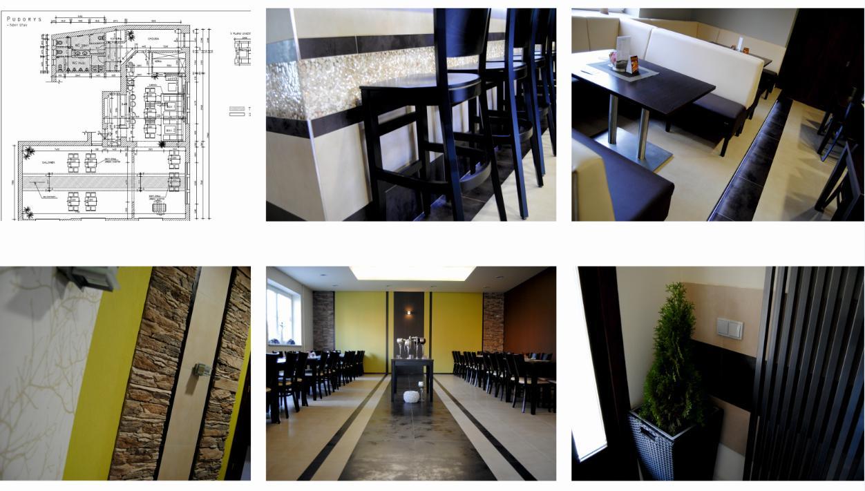 Obecní restaurace Hluk